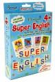 SUPER ENGLISH. Комплекс настольных игр
