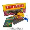 """Настольная игра """"Эрудит"""" (подарочный набор), арт.10008"""